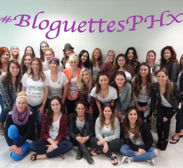 Bloguettes PHX Branding Workshop!