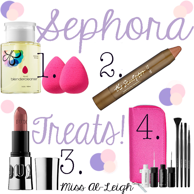 Sephora Treats 3.11.15