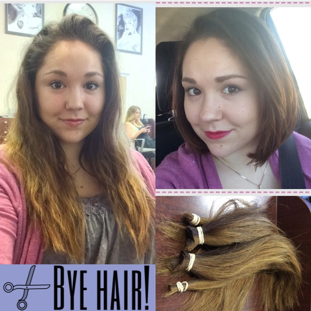 Bye hair! Classic Images Hair Design in Livermore, Pantene Beautiful Lengths, Be Better Movement