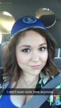 Silly Selfie w/60th Anniversary Ears my friend gave me!