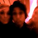 Kandee, my new friend Beca, and myself!